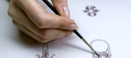 Why MJ Christensen Diamonds: Custom Jewelry Design