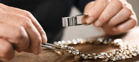 Why MJ Christensen Diamonds: Jewelry Repairs