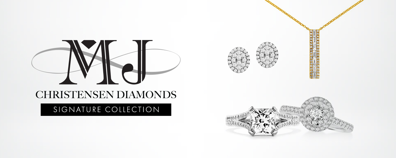 MJ Christensen Diamonds MJ Signature Collection