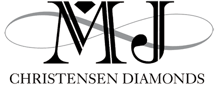 MJ Christensen Diamonds Logo